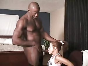 Interracial bisexual cuckold action