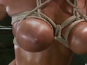 Brutal BDSM Double Penetration Gangbang! vol.11 By: FTW88