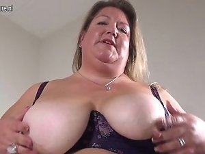 Naughty big booty dutch bbw mom 1fuckdatecom